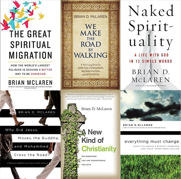 Books by brian mclaren brian mclaren he is an auburn senior fellow a contributor to we stand with love and a leader in the convergence network through which he is developing an innovative fandeluxe Gallery